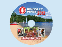 Slideshow DVD Label 2